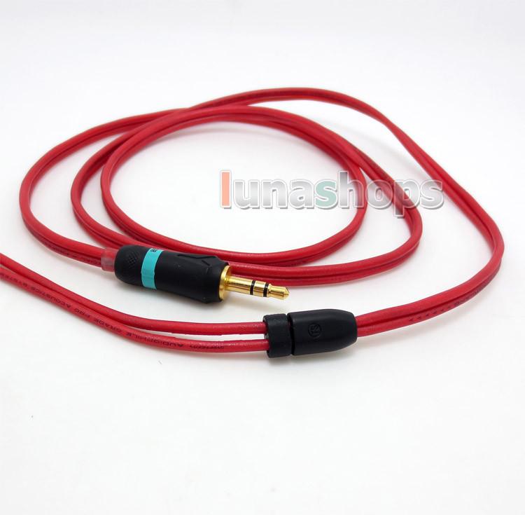 120cm Pure PCOCC Earphone Cable + PEP Insulated For Westone Adventure ADV Alpha UM PRO 10 20 30 50 LN004948