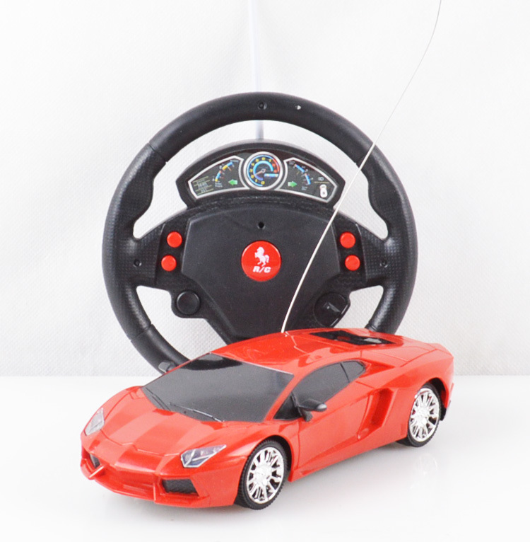Coolest Remote Control Toys : Cool two way steering wheel remote control car