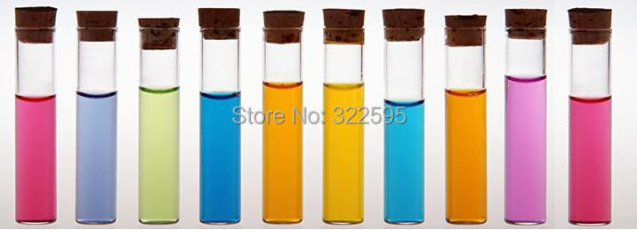 22x90MM glass test tube flat bottom with cork stopper<br><br>Aliexpress