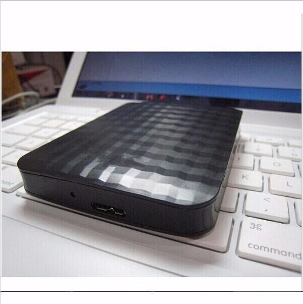 Free shipping Three years of high quality warranty M3 2000GB external HDD 1TB portable hard drive disk USB 3.0 100% original new(China (Mainland))