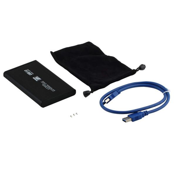 """USB 3.0 HDD Hard Drive Disk Mobile External Enclosure Box Case 2.5"""" SATA HD Enclosure/Case Drop Shipping(China (Mainland))"""