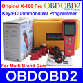 100 Original XTOOL X100 Pro X 100 Key Programmer For Car s ECU Immobilizer Pin Code