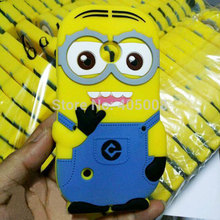 Nokia Lumia 530 Case Despicable 2 Minions Soft Rubber Cell Phone Cover Cases N530 Silicon Back Covers - cell phone accessories (wang qiang' store store)