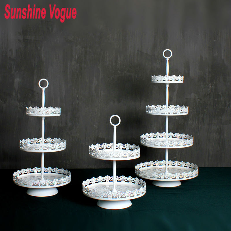 Cake Stands  Tiers