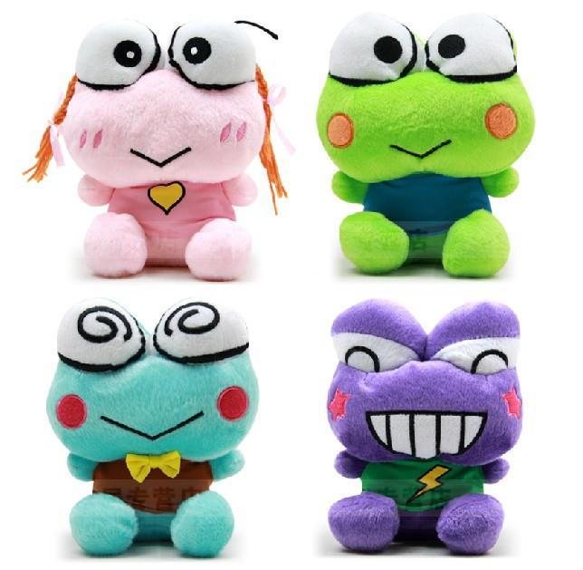 Cute Big Eyes Frog Plush Toy(China (Mainland))