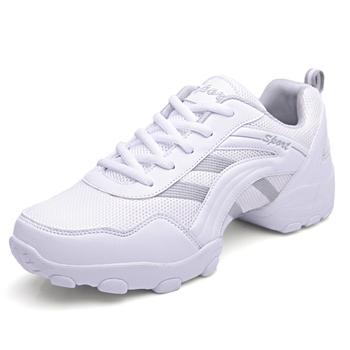 Men dance shoes Sneakers new arrival fashion sports shoes platform Breathable shoes