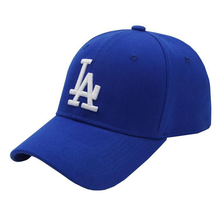 2015 New bboy Baseball Caps LA Dodgers Outdoors Snapback Curved Brim Caps Bones Sombrero Hip Hop Hats Chapeu Men Women Gorras(China (Mainland))