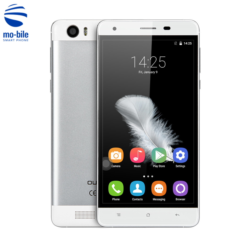 Original OUKITEL K6000 4G Android 5.1 Smartphone 5.5 inch 2GB 16GB 8.0MP Mobilephone MTK6735 6000mAh Quad Core OTG Cellphone(China (Mainland))