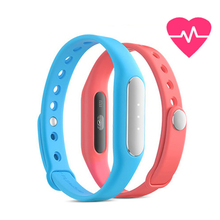 Original Xiaomi Mi Band 1s Pulse Light Sensor Edition Miband Smart Bracelet With Heart Rate Monitor For Android 4.4 and IOS 7.0