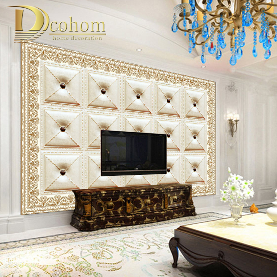 Wall Mural For Living Room Popular Leather Wall Mural Buy Cheap Leather Wall Mural Lots From