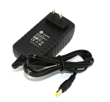 AC DC Adapter DC 12V 3A AC 100-240V Converter Adapter Charger Power Supply US Plug Black Wholesale(China (Mainland))