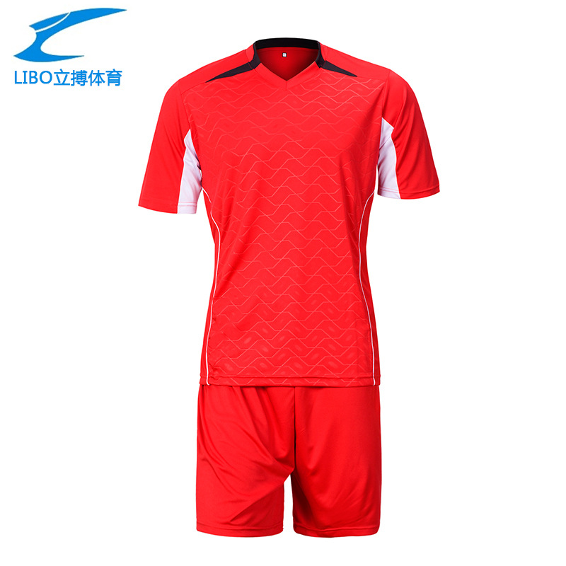 LIBO Survetement Football 2016 17 Soccer Jerseys Training Set Maillot De Foot Tracksuit Chandal Futbol Authentic Sport Jersey(China (Mainland))