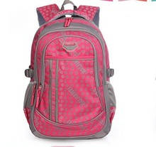 primary schoolbags for Boys and girls children schoolbag backpack waterproof light weight shoulder bags(China (Mainland))