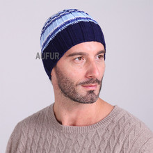 2015 Winter Beanie Warm Unisex Hat Fashion Knitted Cap Flexible Satin Weave New Style AU00724