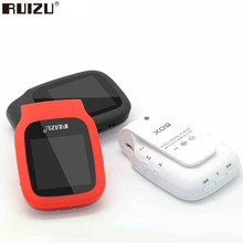 Original RUIZU X09 Sport Clip Mini MP3 Player 4GB With 1.5 Inch Screen FM Radio E-Book Clock Data Voice Recorder Multifunction+(China (Mainland))
