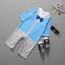 baby clothes boy gentleman bebe outfit baby boy clothes jumpsuit baby romper