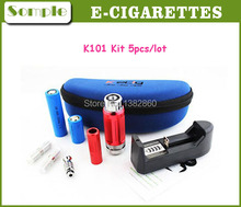 k101 Ego E-Cigarette starter kit E Cig  Mech Mod Electronic Cigarette k101  with Rechargeable  Battery e cigarette