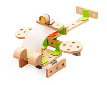 New wooden toy wooden Helicopeters Model educational toys Baby toy Free shipping