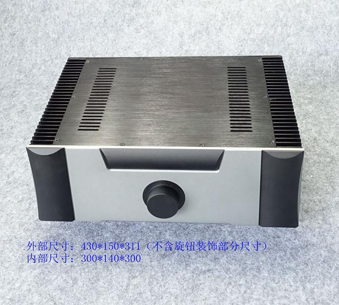 Image Result For Diy Amplifier Aluminium Chassisa