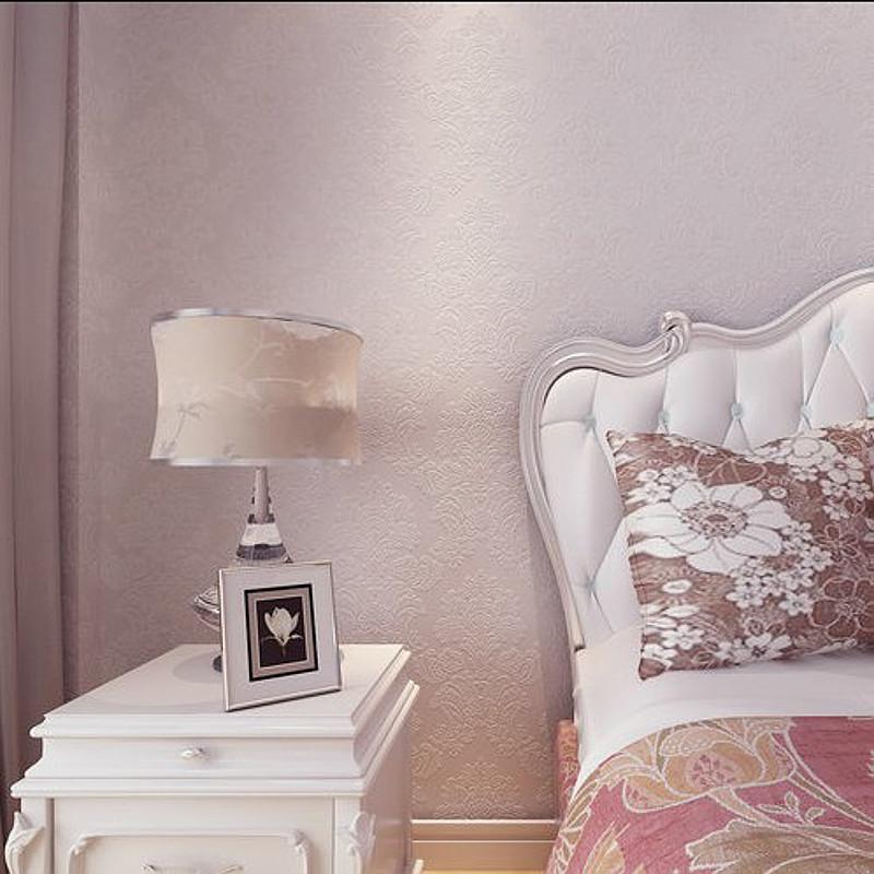 Compra fondo de pantalla de color rosa online al por mayor - Papel pintado elegante ...