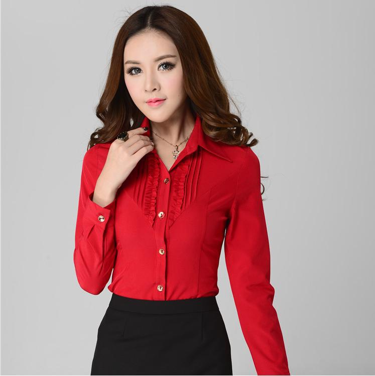 Shop for red blouses at nirtsnom.tk Free Shipping. Free Returns. All the time.