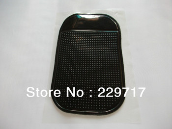 Multi-functional Rubber Mobile Phone Holder Sticky Car Anti slip Pad For MP3 ,Cell Phones ,MP4, ETC