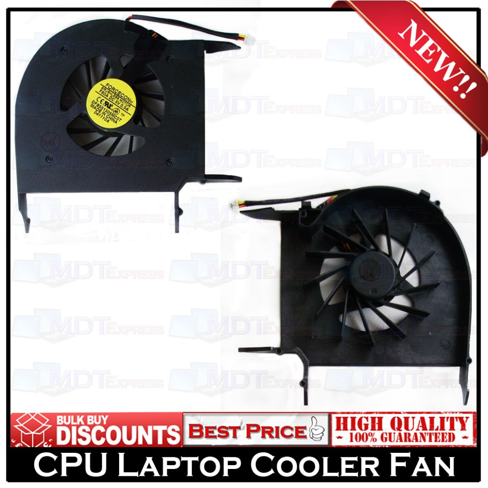 New! Original Laptop CPU Cooling Cooler Fan for HP Pavilion DV6 DV6T DV6Z DV7 DV7-2000 DV7-2100 535442-001 AB7805HX-L03 AMD(China (Mainland))
