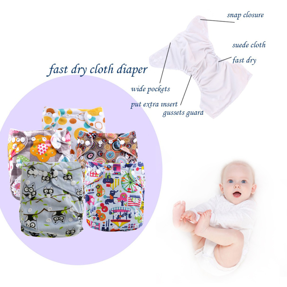100% original one pocket baby cloth diaper/ washable baby cloth nappy in bulk one sit fits all<br><br>Aliexpress