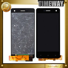DHL 10pcs LCD screen for oppo R809T r809 display front touch screen digitizer display mobile phone LCDs parts replacement