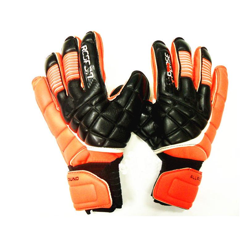 2016 guantes de portero football Response goalkeeper gloves With fingerstall goalie soccer professional bola de futebol gloves(China (Mainland))