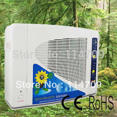 110V HEPA Air Purifier with Negative ion and Ozone GL-2108 for Home Air Cleaning Filter CE, RoHS(China (Mainland))