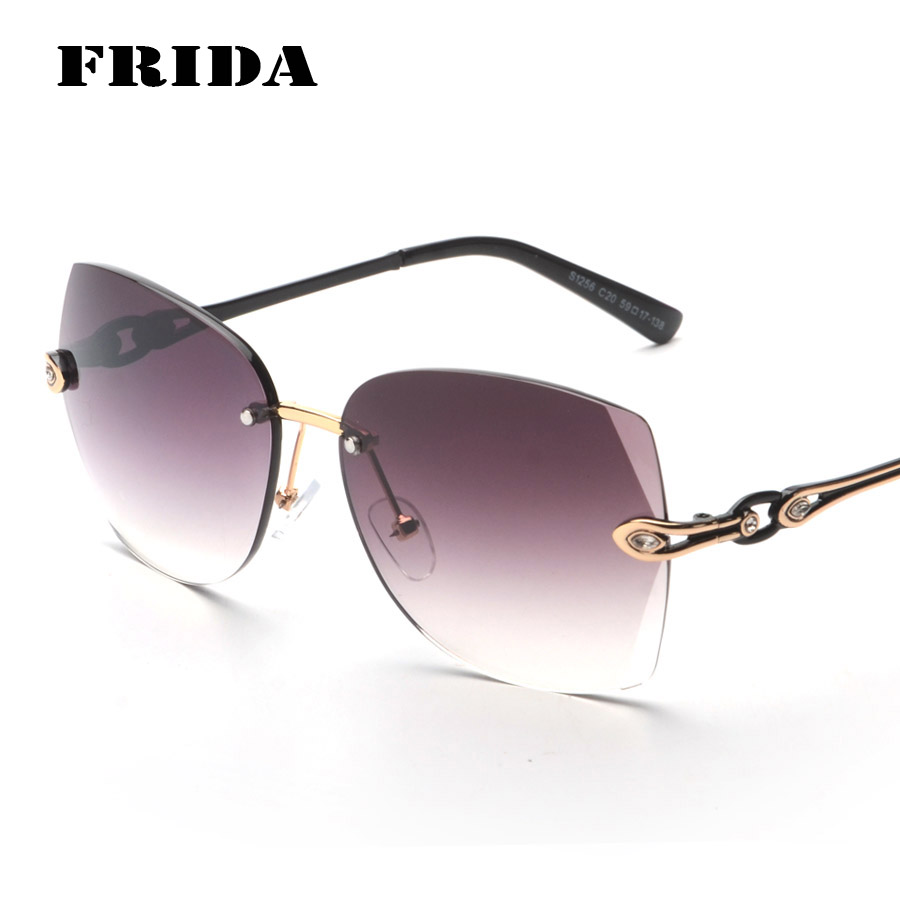 Las Rimless Sunglasses  search on aliexpress com by image