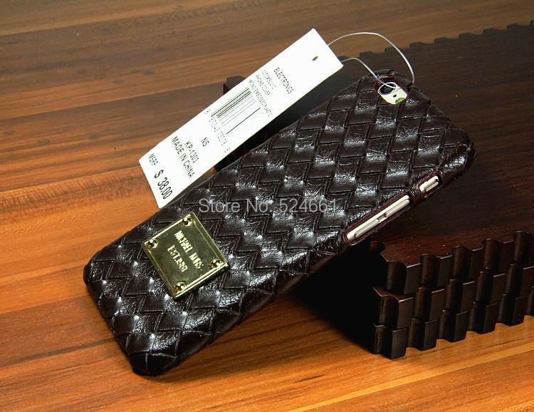 Fashion PU plastic cover iphone 6 4.7 plus mobile phone case retail box - Shenzhen Wei Jia Xing Electronic Co., Ltd. store