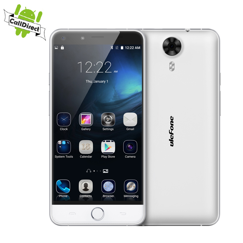 Gifts + Original Ulefone Touch 3 MTK6753 Octa Core 4G FDD LTE Mobile Phone 5.5 inch 1920*1080P Screen Android 5.1 13MP 3G RAM - CallDirect store