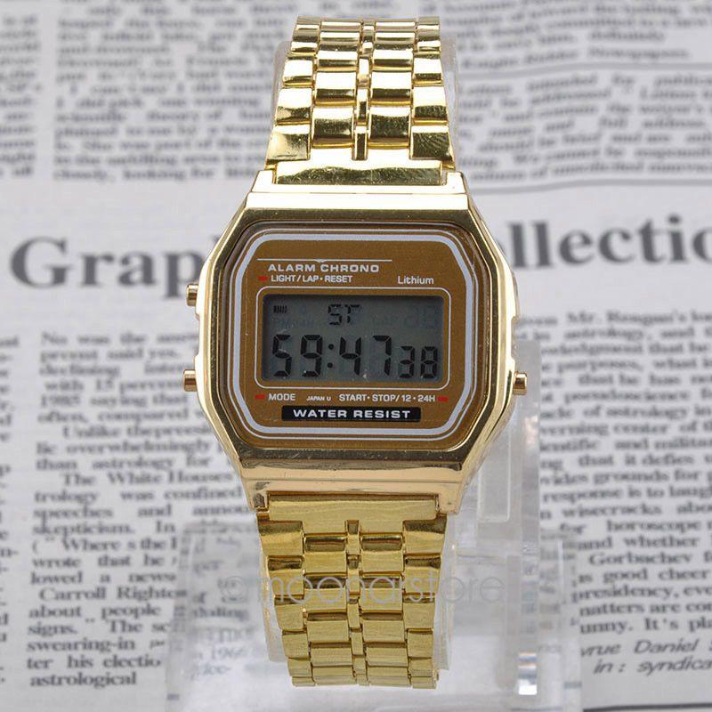 Потребительские товары OEM 2015 relogio J * 60CMHM102 F91 Gold Watch oem 2015 j 60cmhm385 gold watches