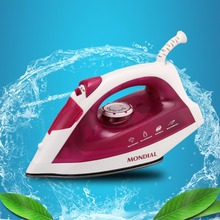 220V Wireless Adjustable Soldering Iron Electric Steam Iron Clothes Steamer Mechanical Timer Control Ceramic Ferro(China (Mainland))