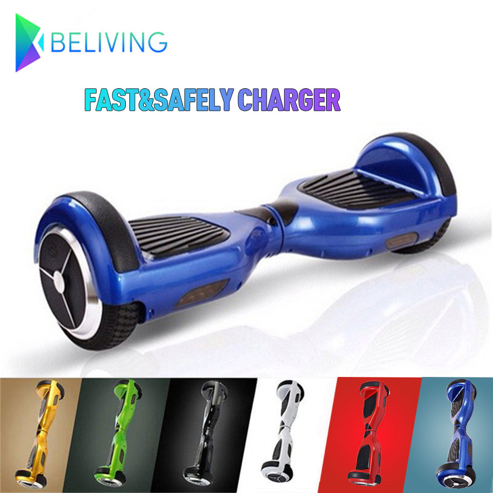 Self Balancing 6.5 Inch Hoverboard 2 Air Wheel 4.4AH Lithium Battery Smart Balance Scooter Walk Car UL Passed Beliving N1-6.5CL<br><br>Aliexpress