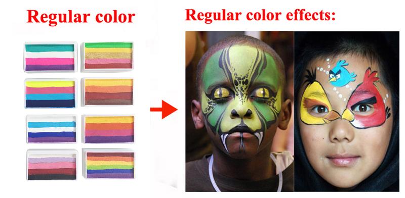 regular color
