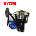 ROYBI Fishing reel 100 ECUSIMA 6000 8000 series 4 BB spinning reel for big fish fishing