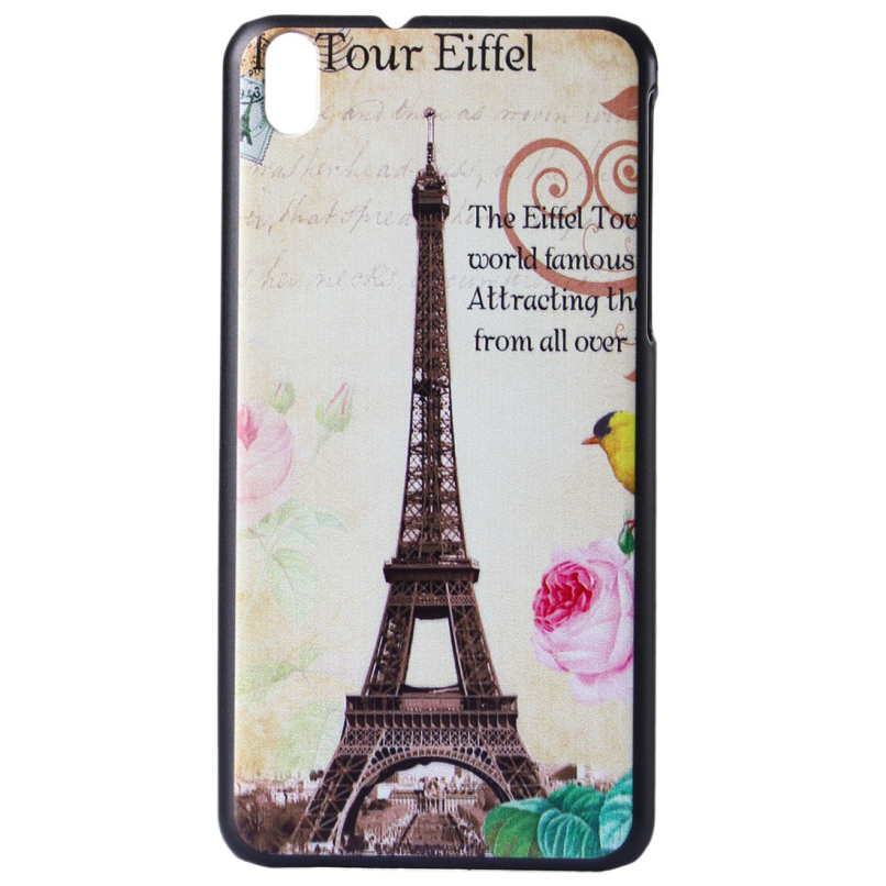 Attractive Fashion New Charming Painted Hybrid Lovely Hard Cover Case For HTC Desire 816 JE24(China (Mainland))