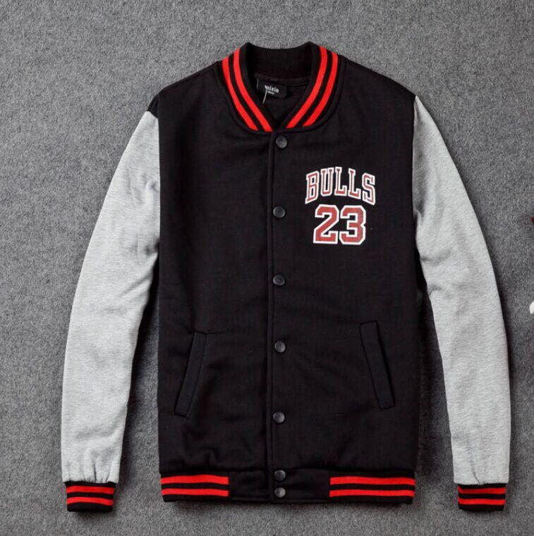 Baseball jacket swag