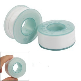Water Pipe Air Hose Threads 19mm Width PTFE Seal Tape 10 Rolls Free shipping