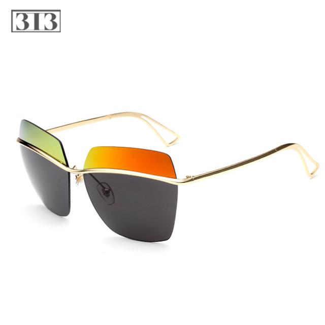 2016 luxury unique vintage sunglasses brand designer