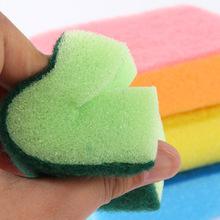 Buy 100*70*30mm 10pcs/lot 2016 New Sponge Eraser Cleaner Eco-Friendly Kitchen Tool Magic Eraser Melamine Sponge Magic Dish for $1.10 in AliExpress store