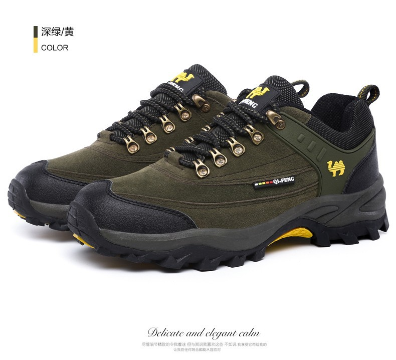 The First Outdoor Women S Waterproof Hiking Shoe