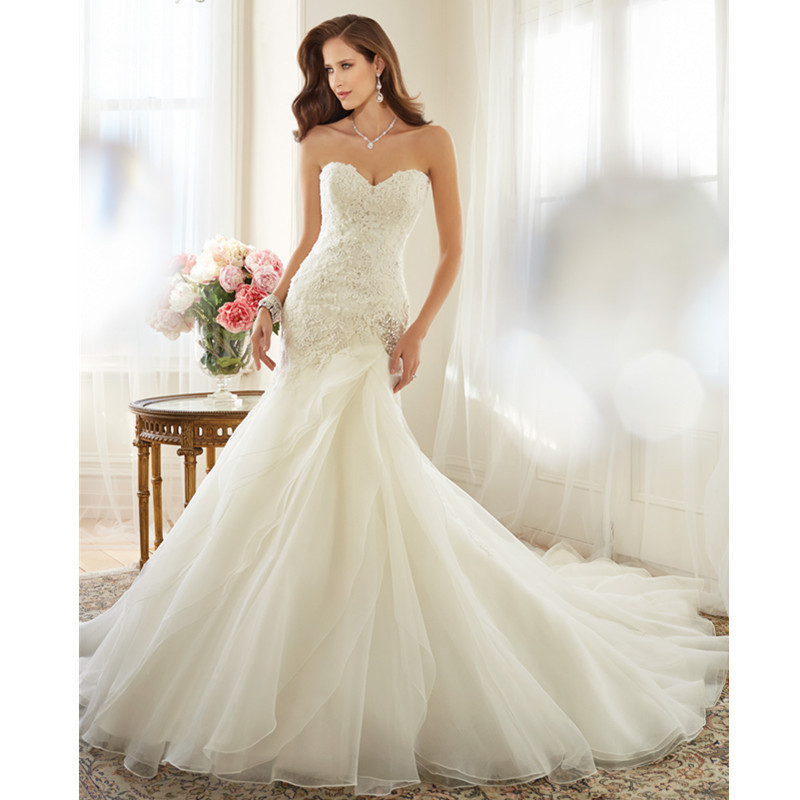 Black friday hot sale vintage unique wedding dress crystal for Black friday wedding dresses