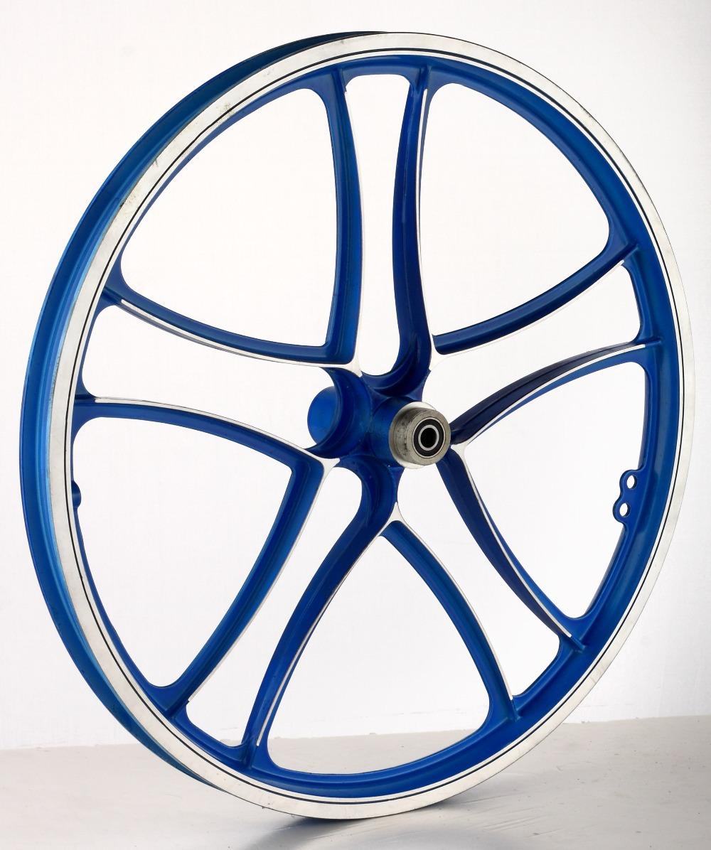 12 inch ten claw wheel aluminum one wheel aluminum for Bicycle rims