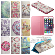 For iPhone 5S SE Stand Wallet Cases Fashion Flip Leather Case For iPhone 5 5S 5G iPhone SE Full Cover with Card Holder Stand Bag(China (Mainland))