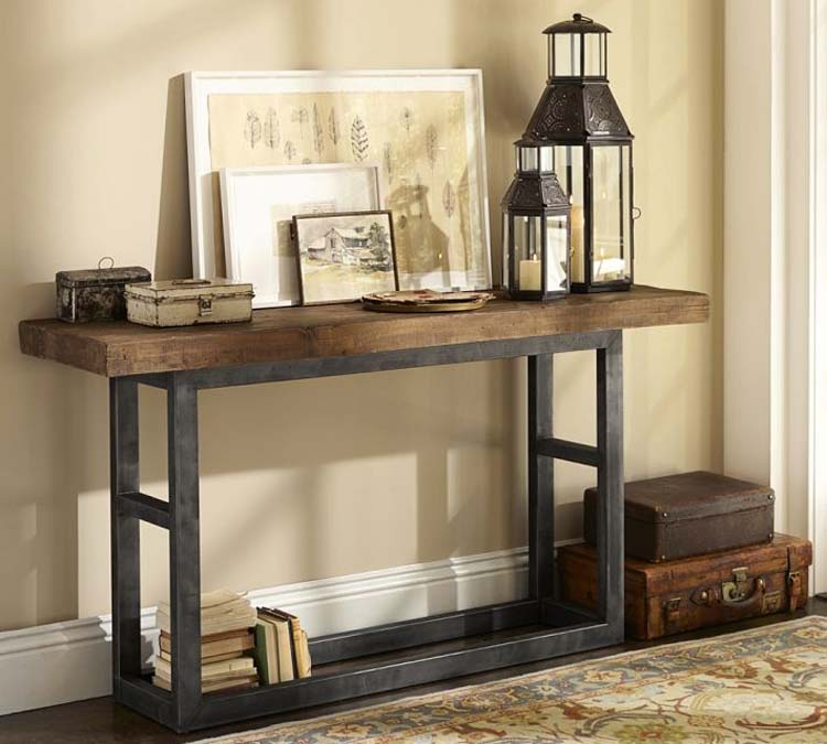 american country to do the old retro style loft industrial wood console table desk iron coffee entrance station in conference chairs from office school american retro style industrial furniture desk
