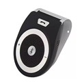 Free Shipping Handfree Bluetooth Car Kit Sun Visor Clip In Car Bluetooth 4 1 AUX Speakerphone